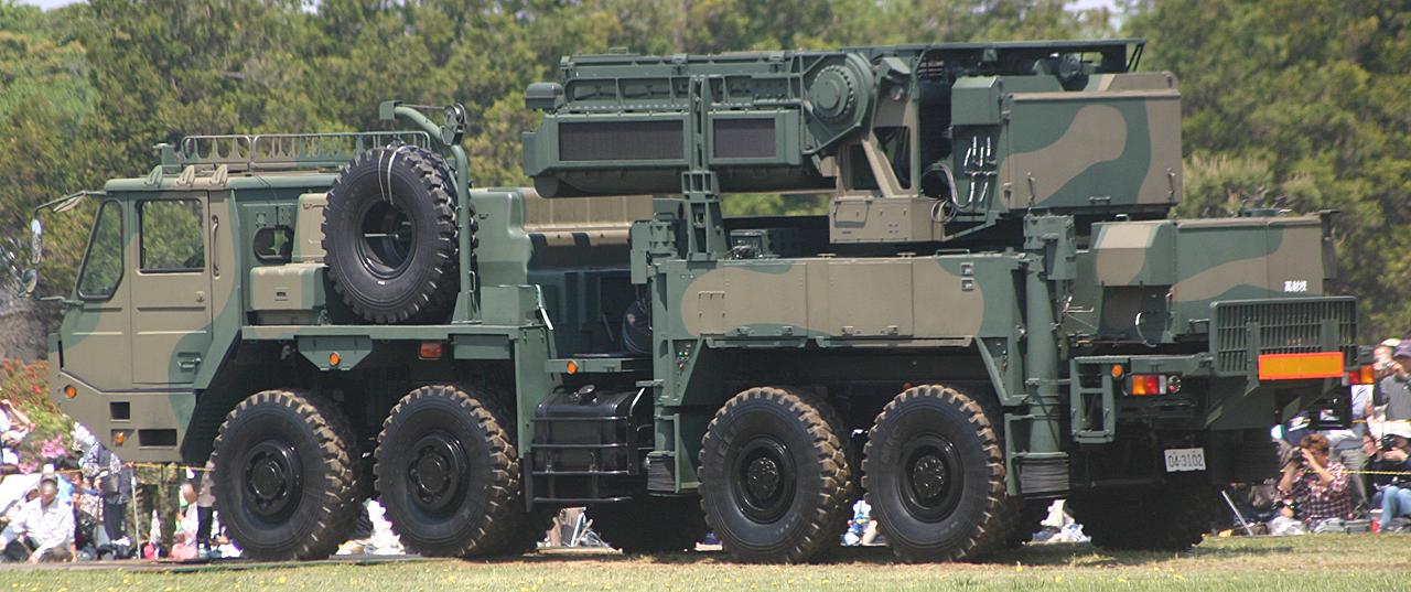 03 式 中 距離 地 対空 誘導 弾 03式中距離地対空誘導弾 - 性能 -